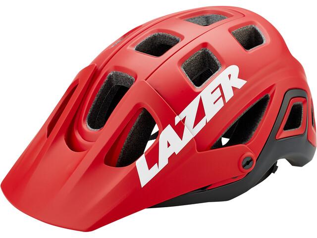 Lazer Impala Casco, red
